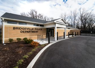 New Bridgeville Police Station Addresses the Needs of the Growing Community