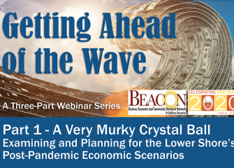 "BEACON and SACC Present ""Getting Ahead of the Wave""  Post- Pandemic Webinar Series"