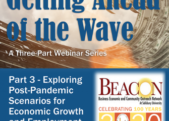 "BEACON and SACC Host ""Getting Ahead of the Wave"" Part 3"