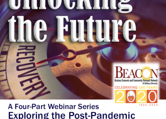 "BEACON and SACC Presents ""Unlocking the Future: A Four-Part Webinar Series"" on May 15, 2020"