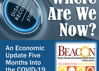 "BEACON and SACC's to Present ""Where Are We Now? An Economic Update Five Months Into the COVID-19 Pandemic"