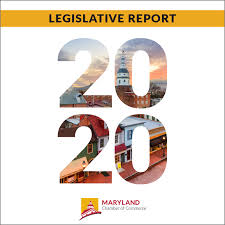 Maryland Chamber of Commerce Releases  2020 Legislative Report