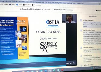 Northam Leads COVID-19 Workplace Safety Webinar