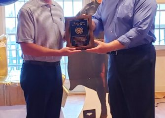 Gil Allen Named Rotarian of the Year