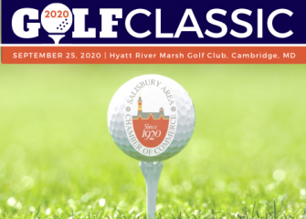 Salisbury Area Chamber of Commerce to Host 2020 Golf Classic