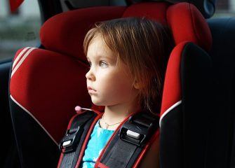 Heatstroke – Never Leave A Child Alone In A Car