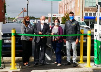 Salisbury Becomes Part of the Delmarva Power Public Electric Vehicle Charging Network