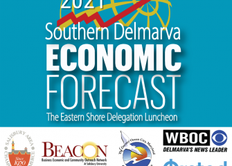 Salisbury Area Chamber of Commerce To Host 33rd Southern Delmarva Economic Forecast