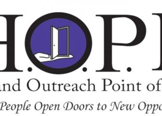 Help and Outreach Point of Entry (H.O.P.E.) Shares Annual Report Data