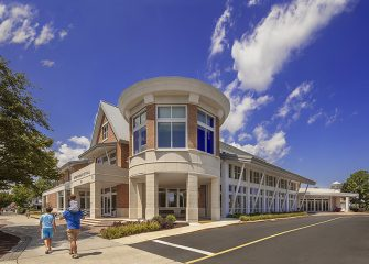 Davis, Bowen & Friedel, Inc. Receives AIA Chesapeake Bay Award for the Design of Rehoboth Beach City Hall