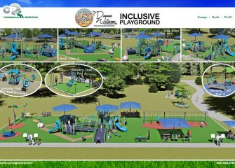 Wicomico County officials unveil plans for inclusive playground