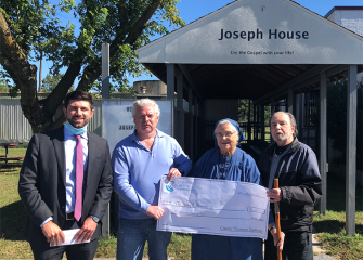 Centric Business Systems Announces Joseph House Donation to Aid With COVID-19 Response