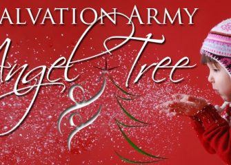 Salvation Army Angel Tree Distribution Days