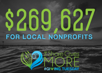 The Shore Gives More raises record breaking $269,627 in 24-hour event