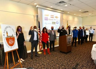 SACC Hosts 2021 Board and Council Installation Luncheon