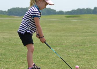 Jr. Eastern Shore Golf League Tees Off This May