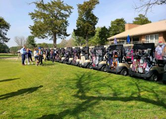Dozens Participate in SACC Ladies Mixed Team 9 Hole Challenge